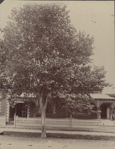 Sunnyside taken in 1901