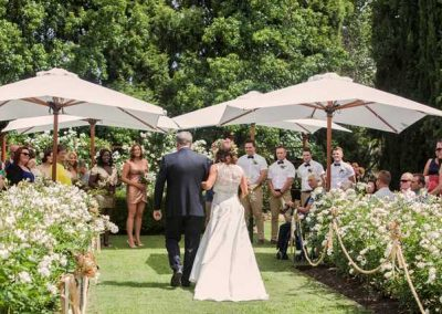Kat and Julians rustic wedding