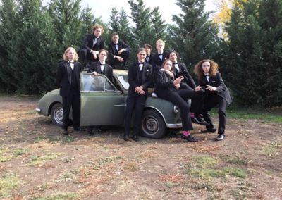 Boys and Cars!